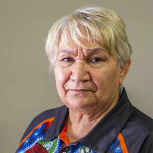 Doreen Turland Chairperson Term Expires: AGM October 2021